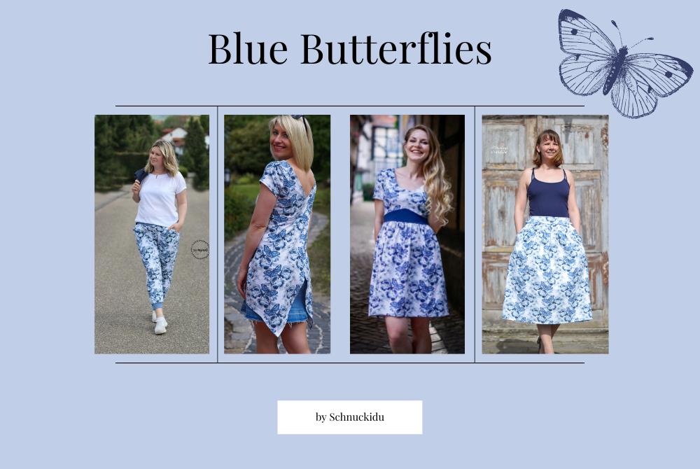Eigenproduktion Blue Butterflies