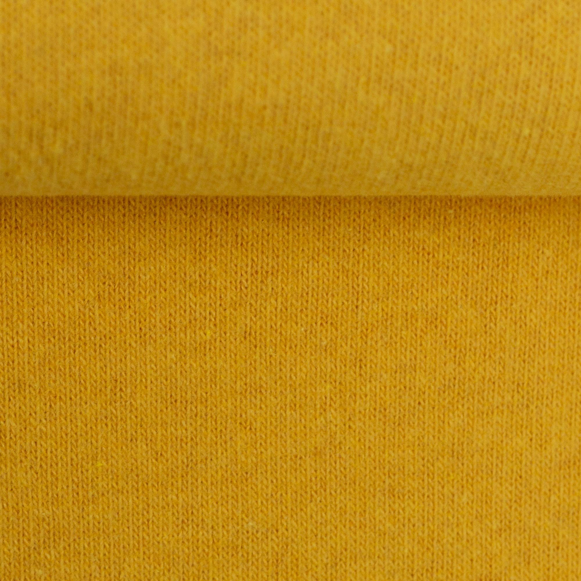 Strickstoff - Baumwollstrick - Swafing - Bono - Gelb