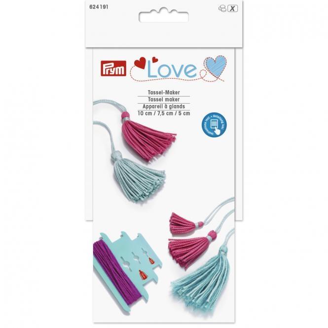 Prym Love - Tassel Maker - Tool zum Herstellen von Quasten