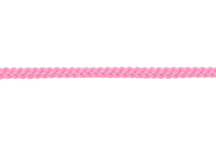 Bademantelkordel / Baumwollkordel - 8mm rosa