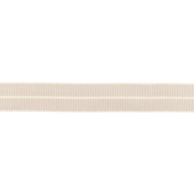 Elastisches Einfassband matt - Kiesel