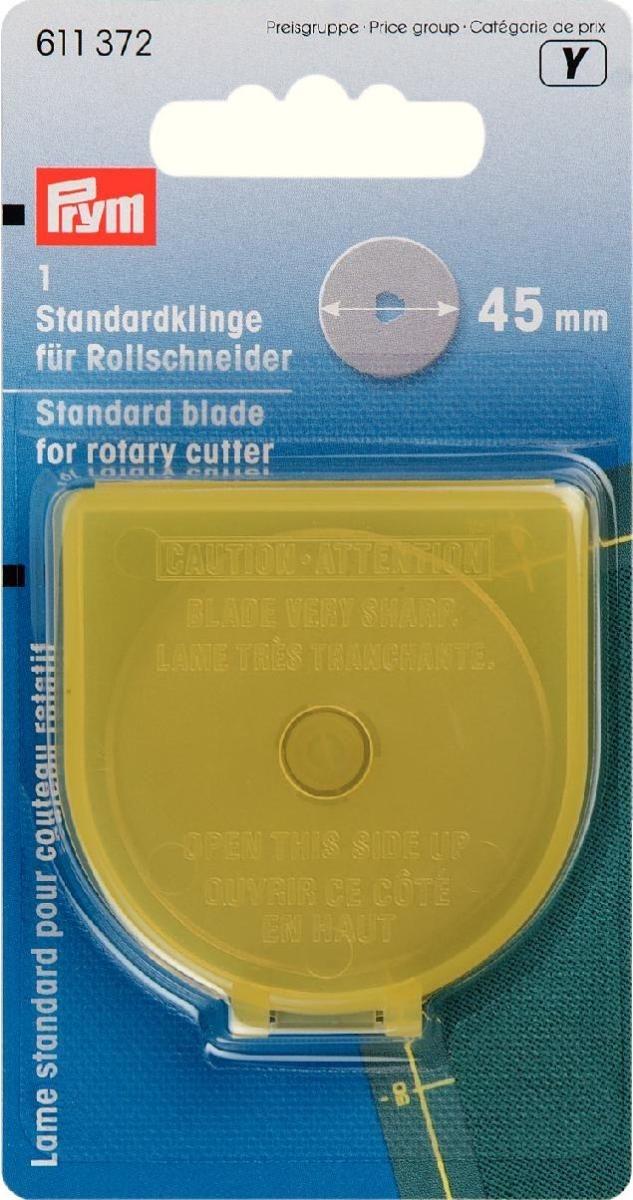 Ersatzklinge für Rollschneider - Prym 45 mm