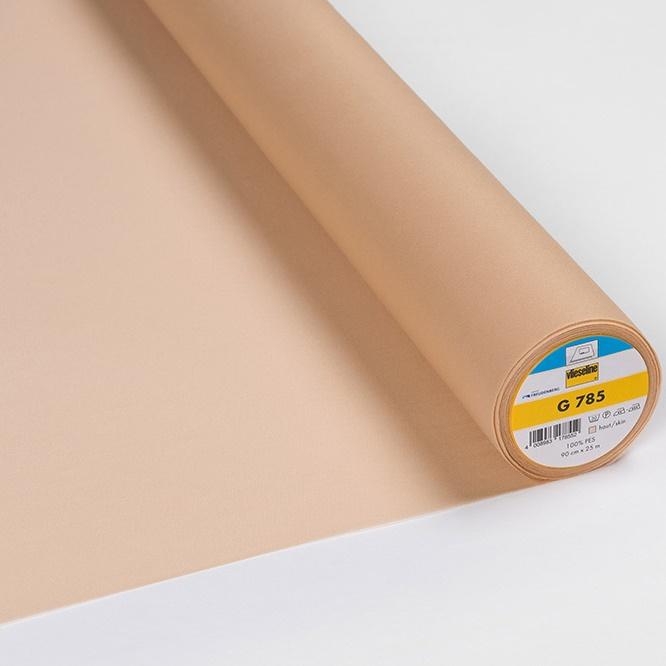 Vlieseline - Gewebeeinlage G785 - 90cm hautfarben