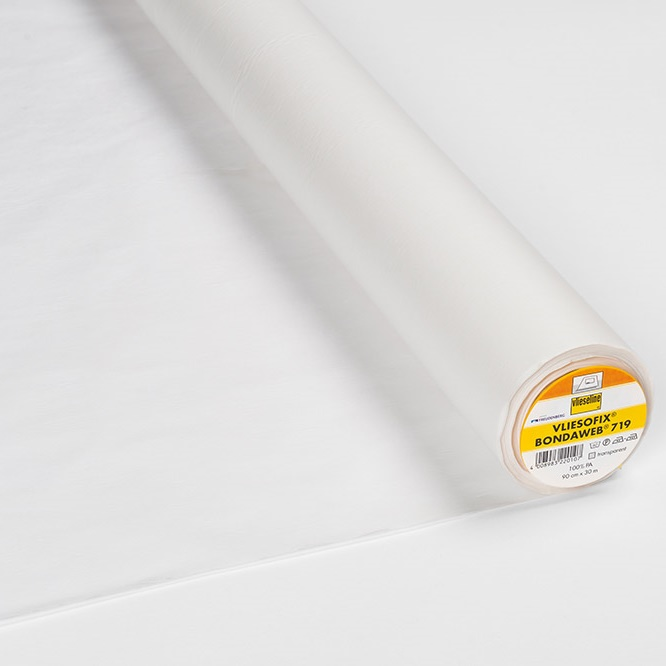 VLIESOFIX® beidseitig fixierbar - Breite 90cm weiß