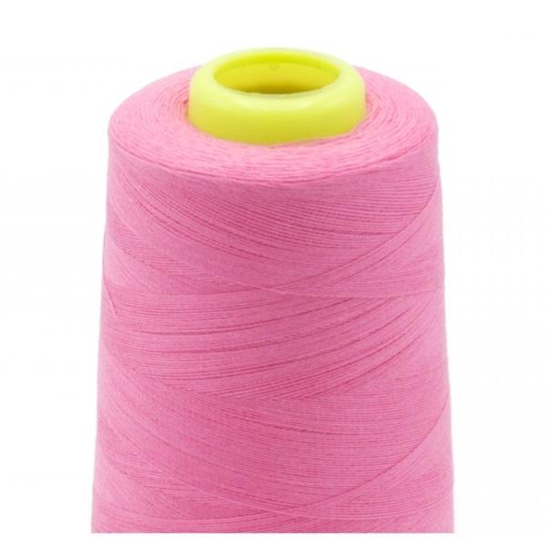 Overlockgarn - Nähgarn - Spule - Pink