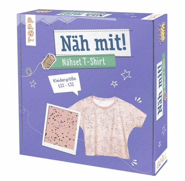 TOPP - Nähset - Kindershirt 122-152