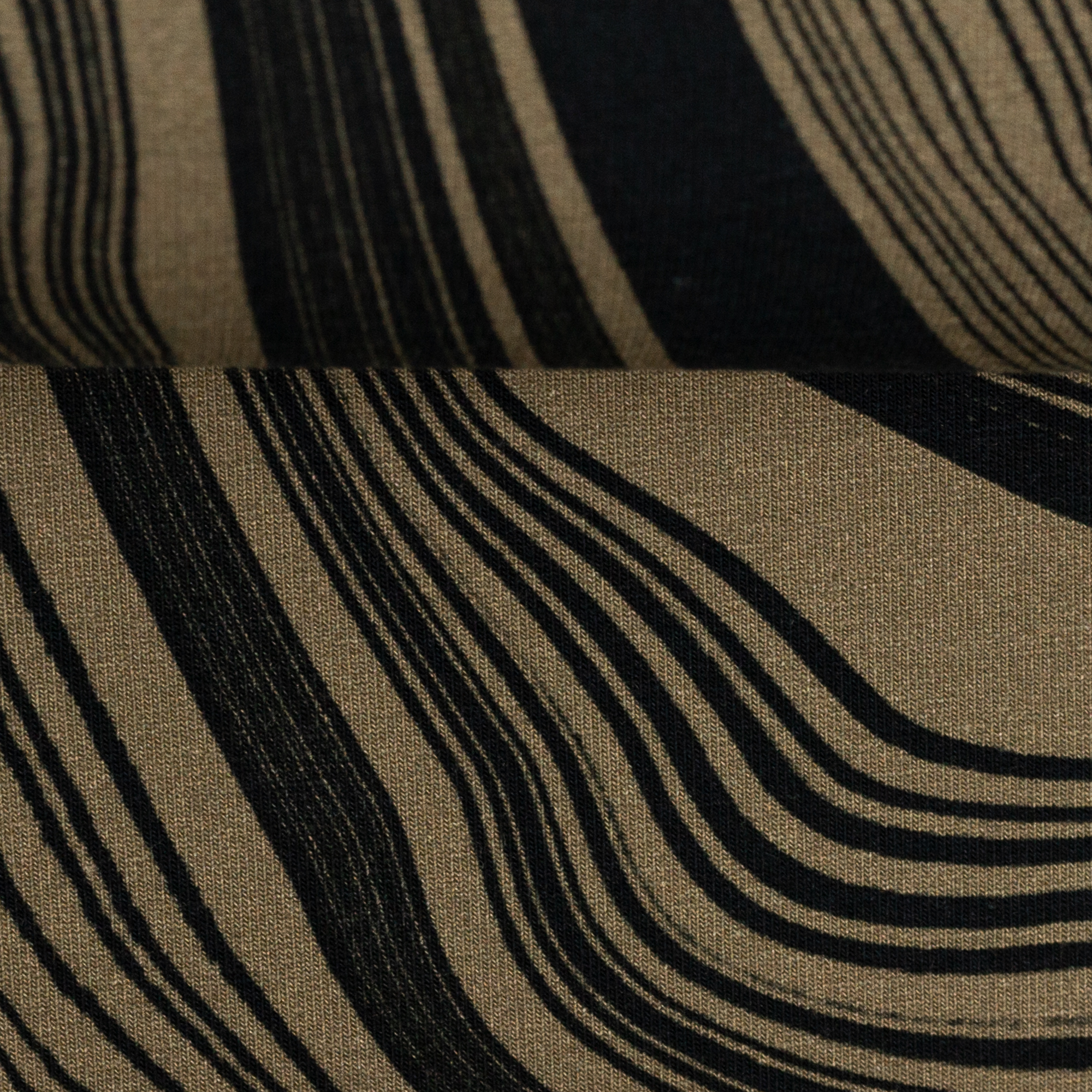 Modal -  French Terry - Swafing - Stone Layers by Thorsten Berger - Taupe
