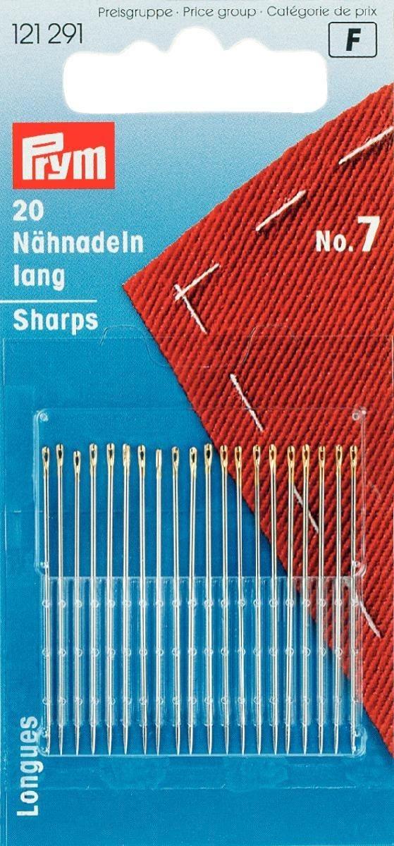 Prym - Nähnadeln lang ST 37 mm