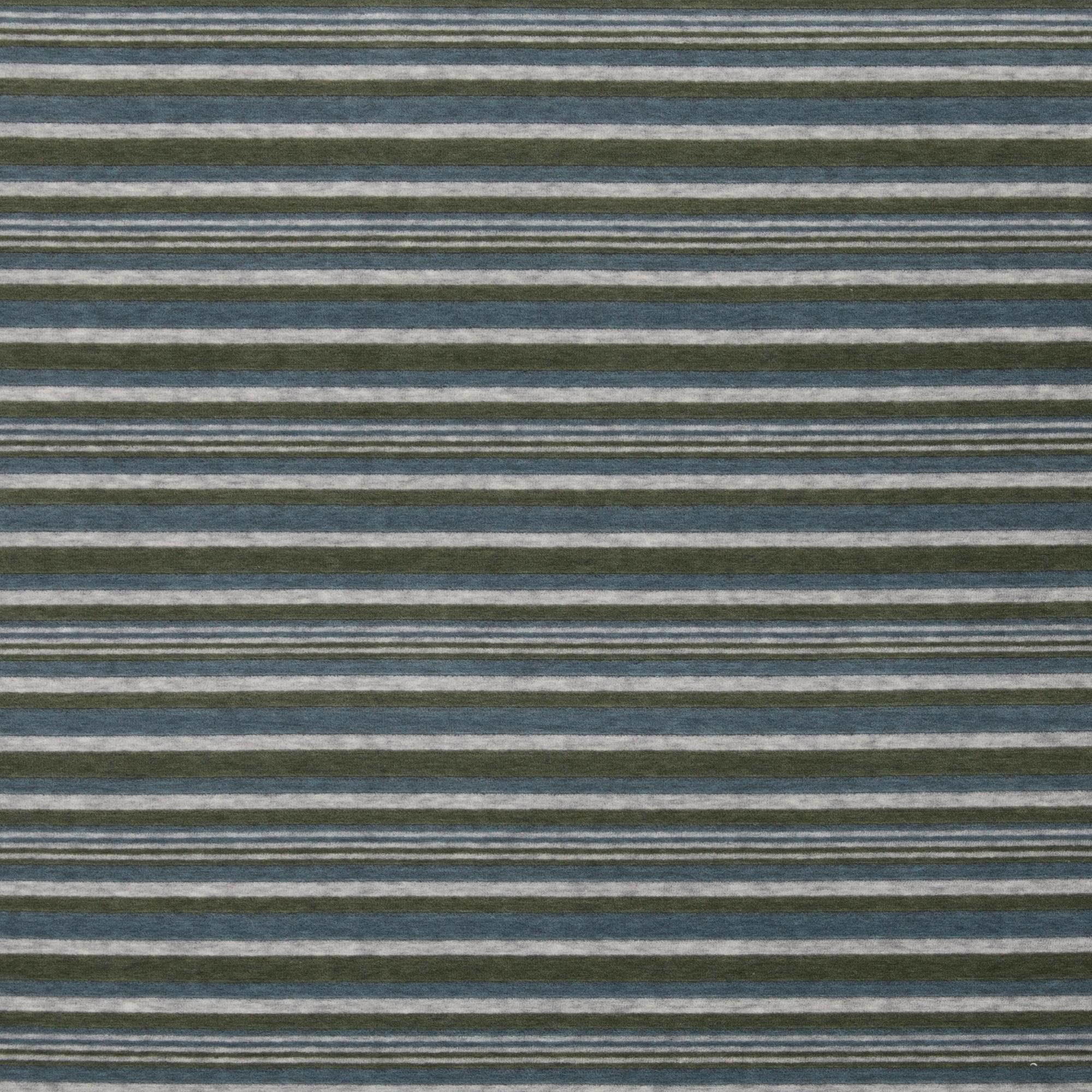 Nicky - Streifen - Swafing - Elian - Streifen in Blau und Dunkelgrün