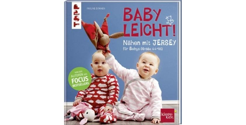 Buch - Nähen mit JERSEY - BABYLEICHT! von Pauline Dohmen