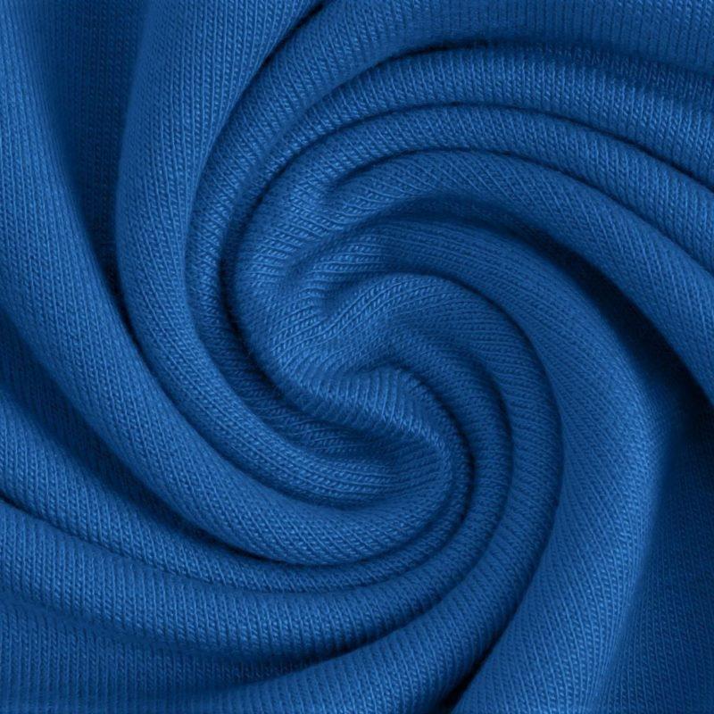 Modal Jersey - Modal Stoff - Uni - Blau