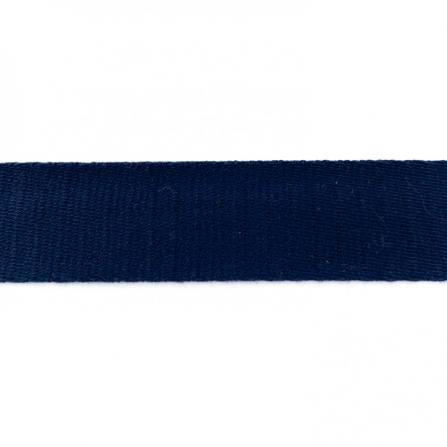 Gurtband 40mm - Dunkelblau