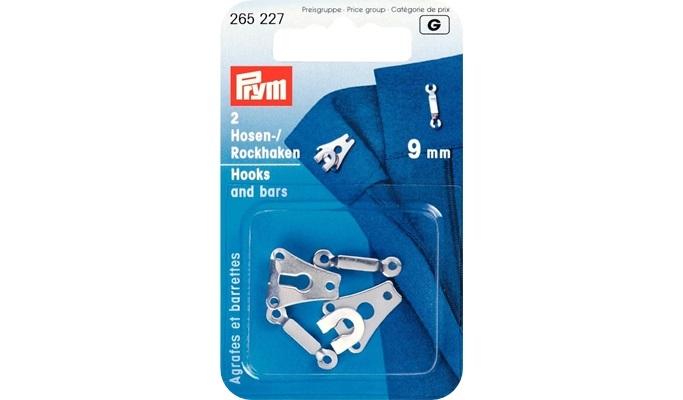 Prym - Hosen/ Rockhaken 9 mm