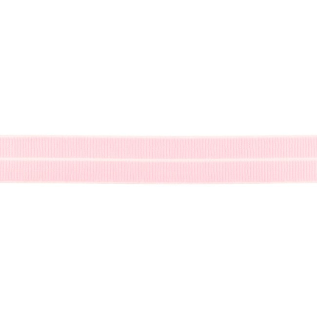 Elastisches Einfassband matt - Rosa
