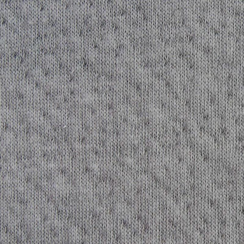 Musselin - Double Faced - Mullstoff - Uni - Grau