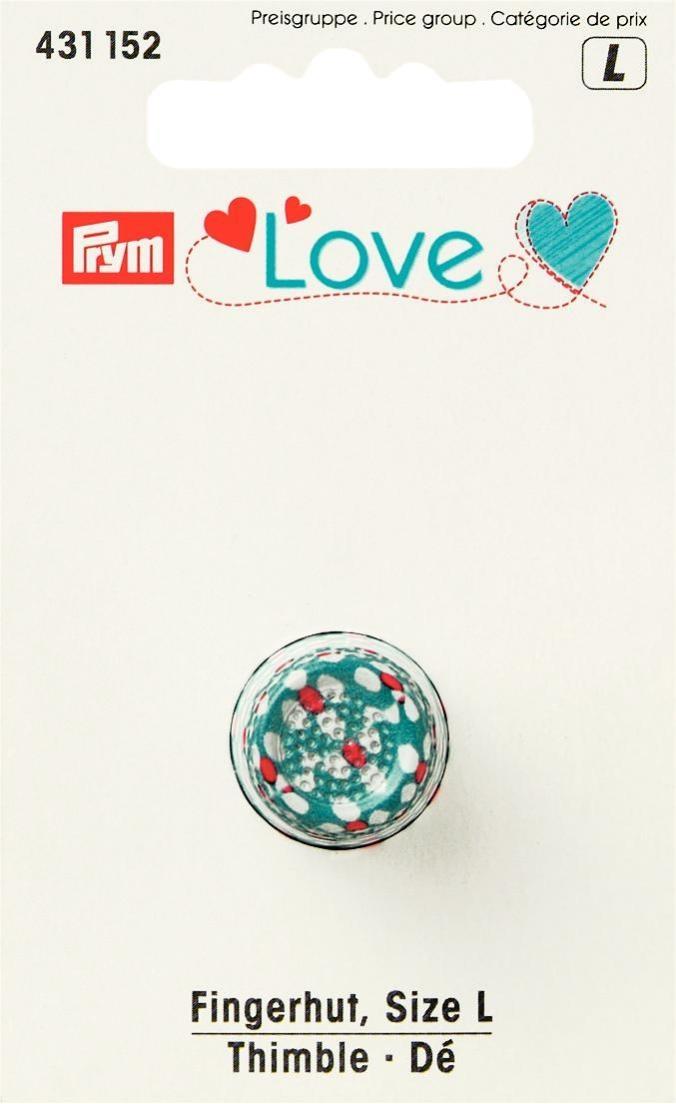 Prym Love Fingerhut L - 431152