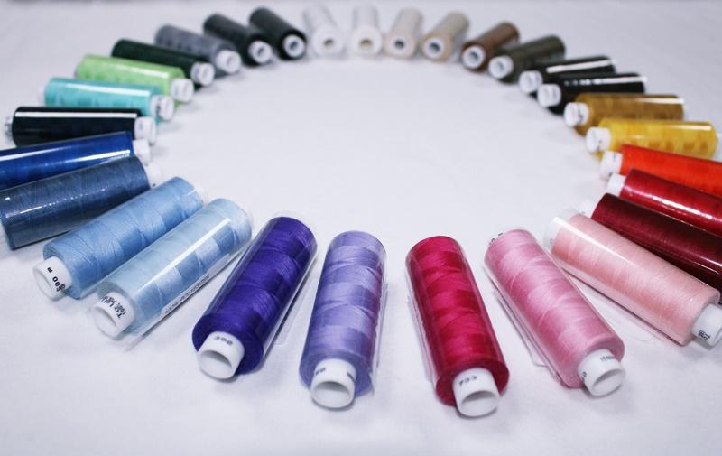 Sichere dir unser tolles Toldi Nähgarn in den verschiedensten Farben 🌈