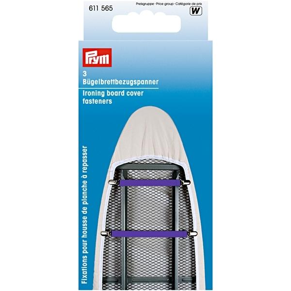Prym - Bügelbezugsspanner pflaumenblau 3St 611565