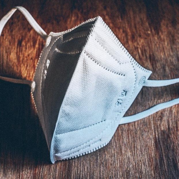 Atemschutzmaske - Mund- und Nasenmaske KN95/FFP2 - 10 Stück im Paket
