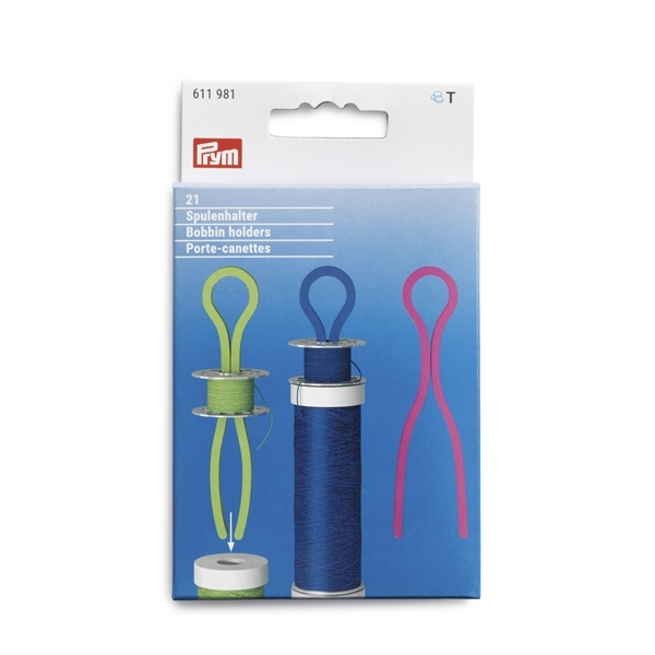 Prym - Spulenhalter farbig sortiert 611981