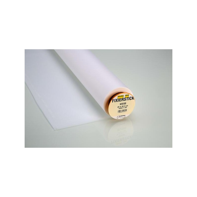 Fixier Stickvlies Fuse-N-Tear 322 - Breite 90 cm weiß