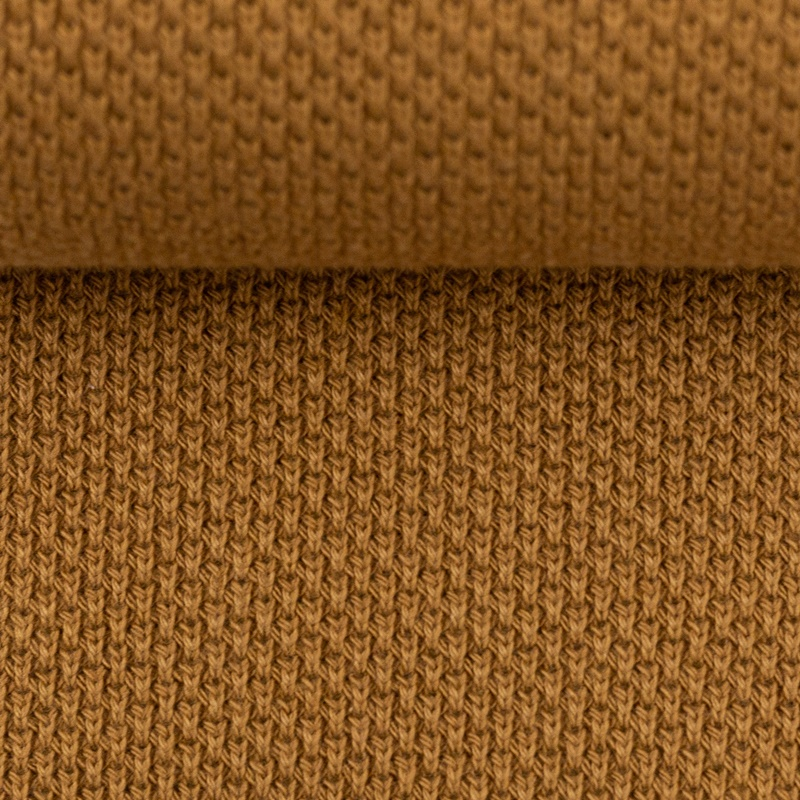 Strickstoff - Baumwollstrick - Swafing - Skadi - Mocca