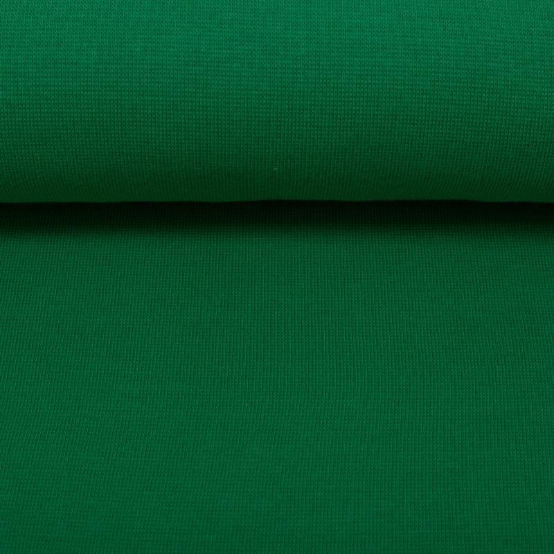 Heike, Schlauchware **Öko-Tex Standard 100**, Bündchen, uni, grasgrün
