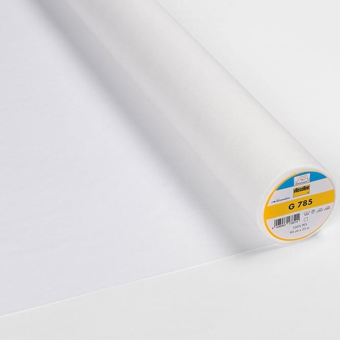 Vlieseline - G785 Gewebeeinlage 90cm- weiß