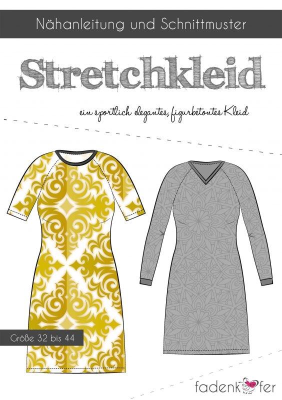 Papierschnittmuster Fadenkäfer - Stretchkleid