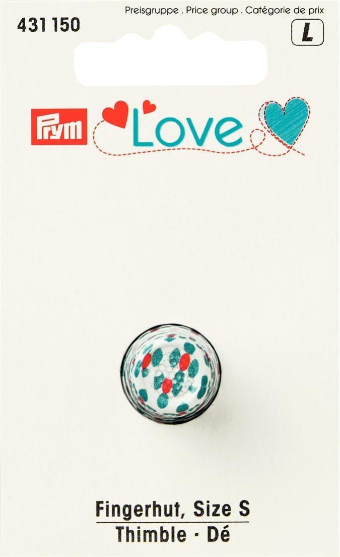 Prym Love Fingerhut S - 431150