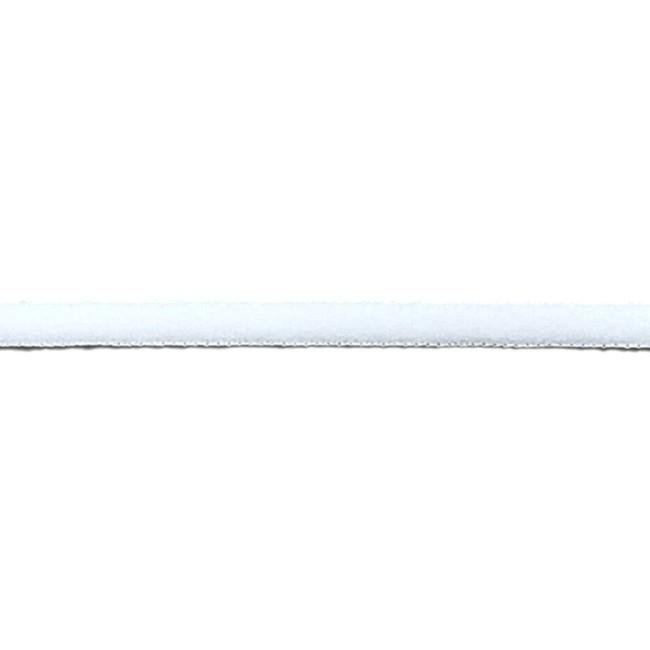 Gummiband - Flachgummi - latexfrei für Behelfsmasken - 5 mm weiß - 10 Meter Bündel