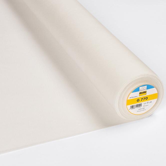 Vlieseline - Freudenberg - G770 bi-elastische Gewebefixiereinlage Ecru - Meterware