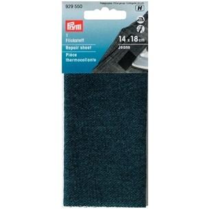 Prym - Flickstoff Jeans 12x45cm - dunkelblau - 929550