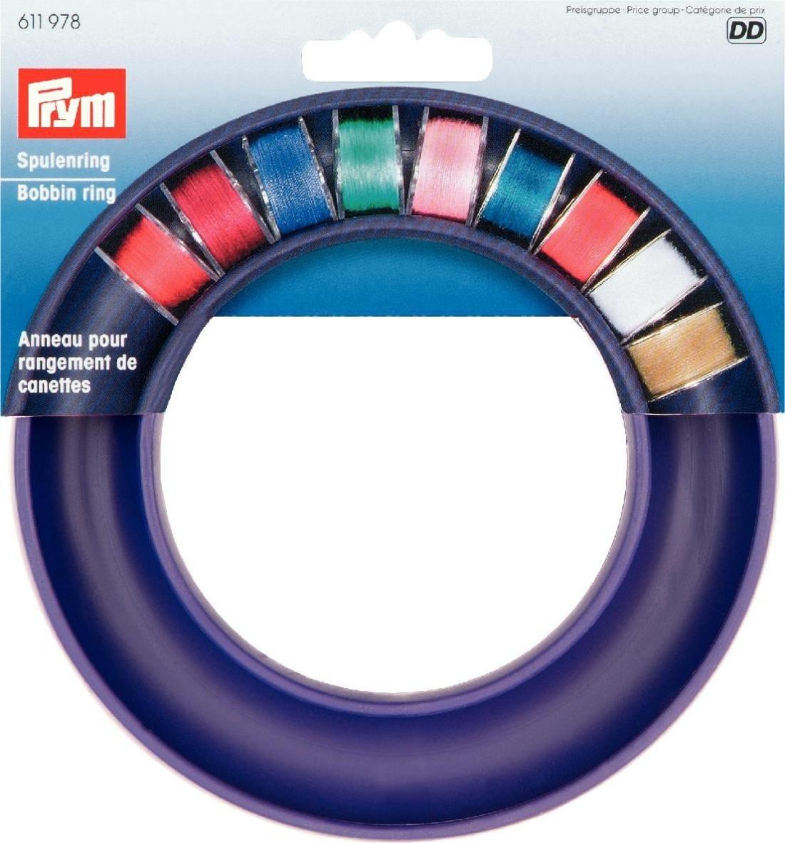 Prym Nähmaschinen - Spulenring für 20 Spulen - 611978