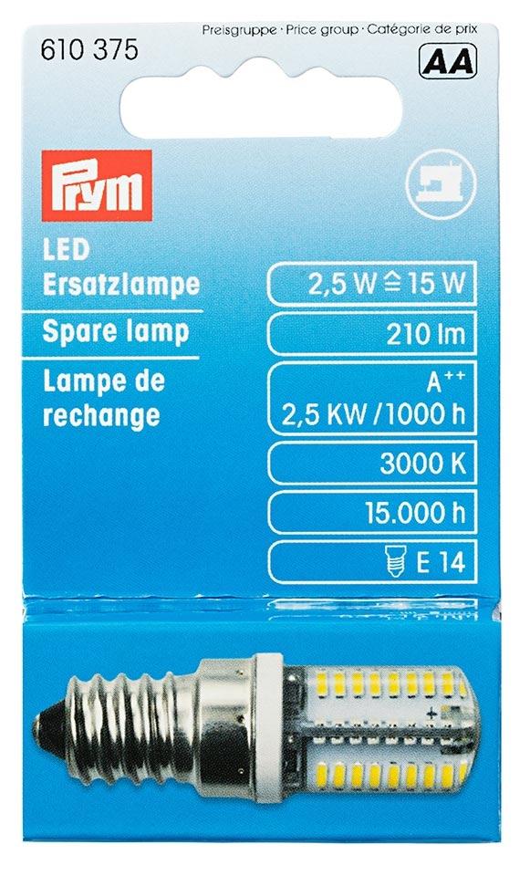 Prym - LED Ersatzlampe für Nähmaschine Schraub
