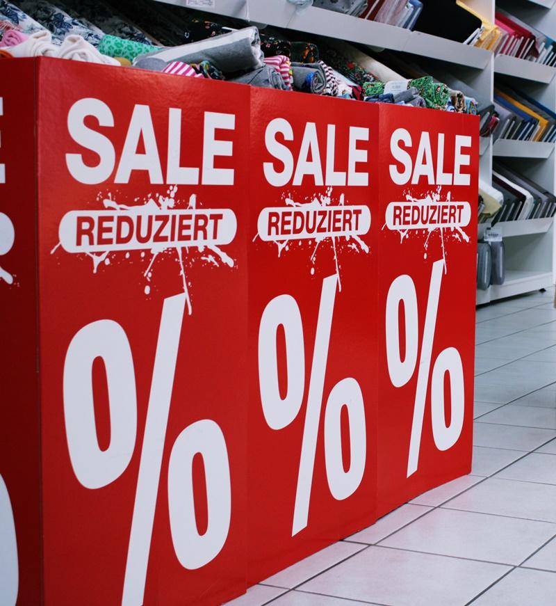 40% Rabatt auf ALLE Artikel in der Kategorie SALE!
