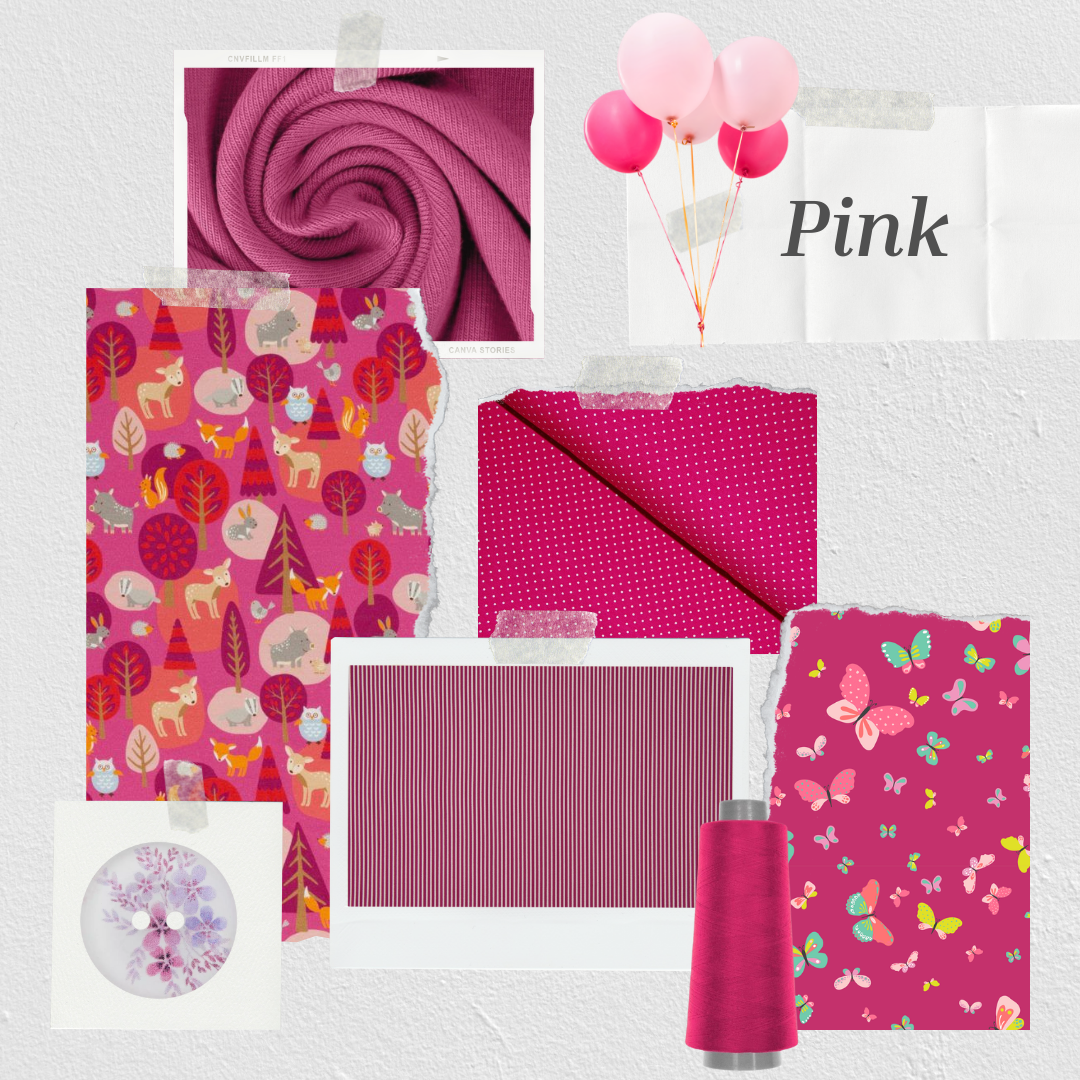 Inspiration - Farbwelten - Farbwelt Pink
