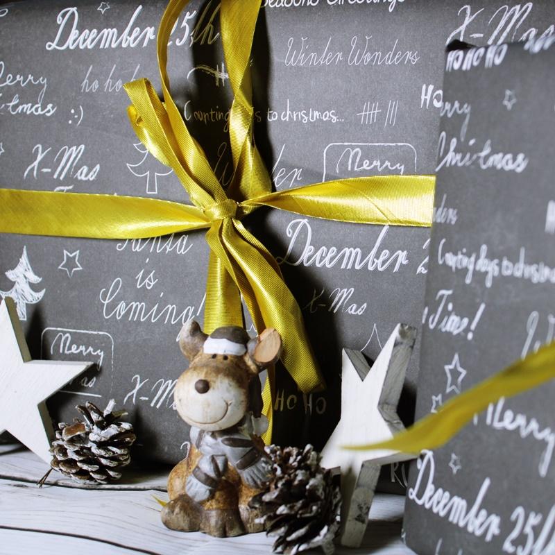 Schnuckidu - Weihnachtsgeschenk - Geschenkverpackung