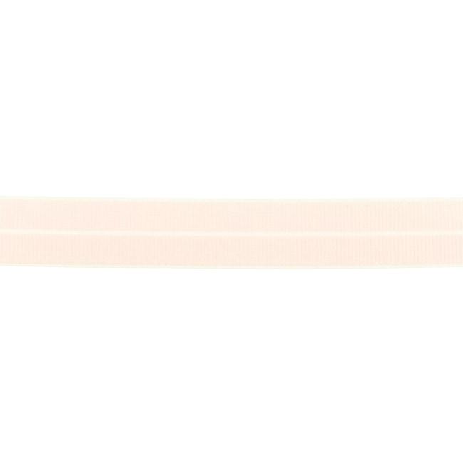 Elastisches Einfassband matt - Altrosa