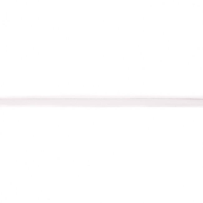 Paspelband elastisch - Weiß
