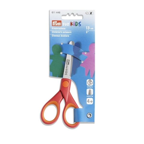 Prym - Kinderschere 10cm - mehrfarbig 611446