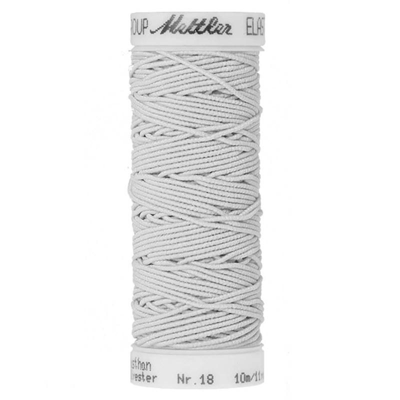 Amann - Elastic Nähfaden - 10 m - Ecru - 1000 - *NEU*
