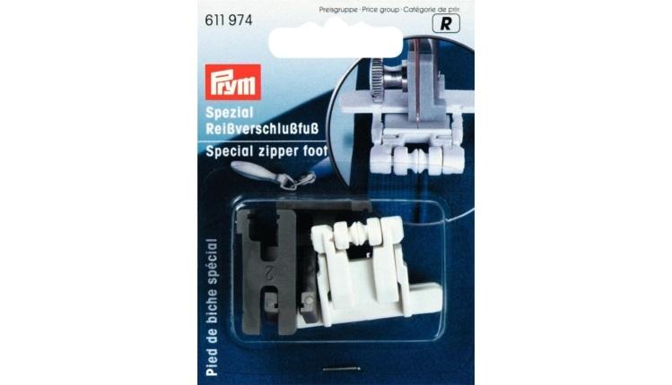 Prym - RV-Fuß für Nähmaschinen für unsichtbare RV