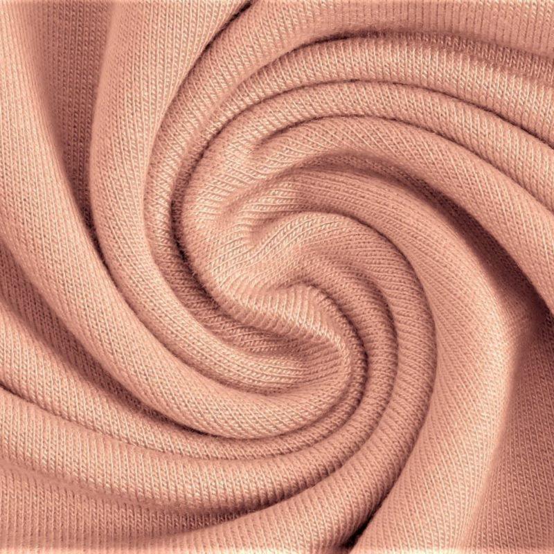 Modal Jersey - Modal Stoff - Uni - Rosé