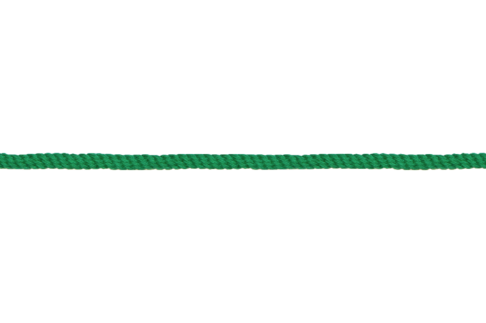 Kordel gedreht 4mm - 433 Grasgrün