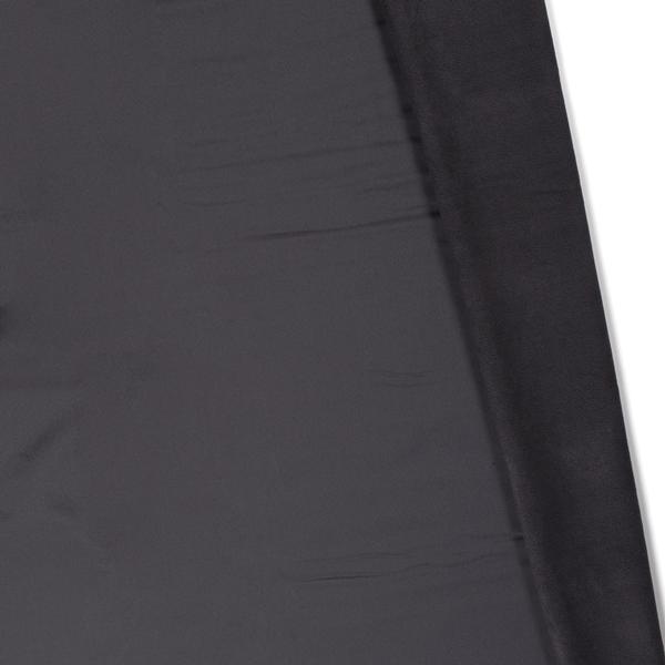Softshell mit Plüschabseite - Uni - Dunkelgrau