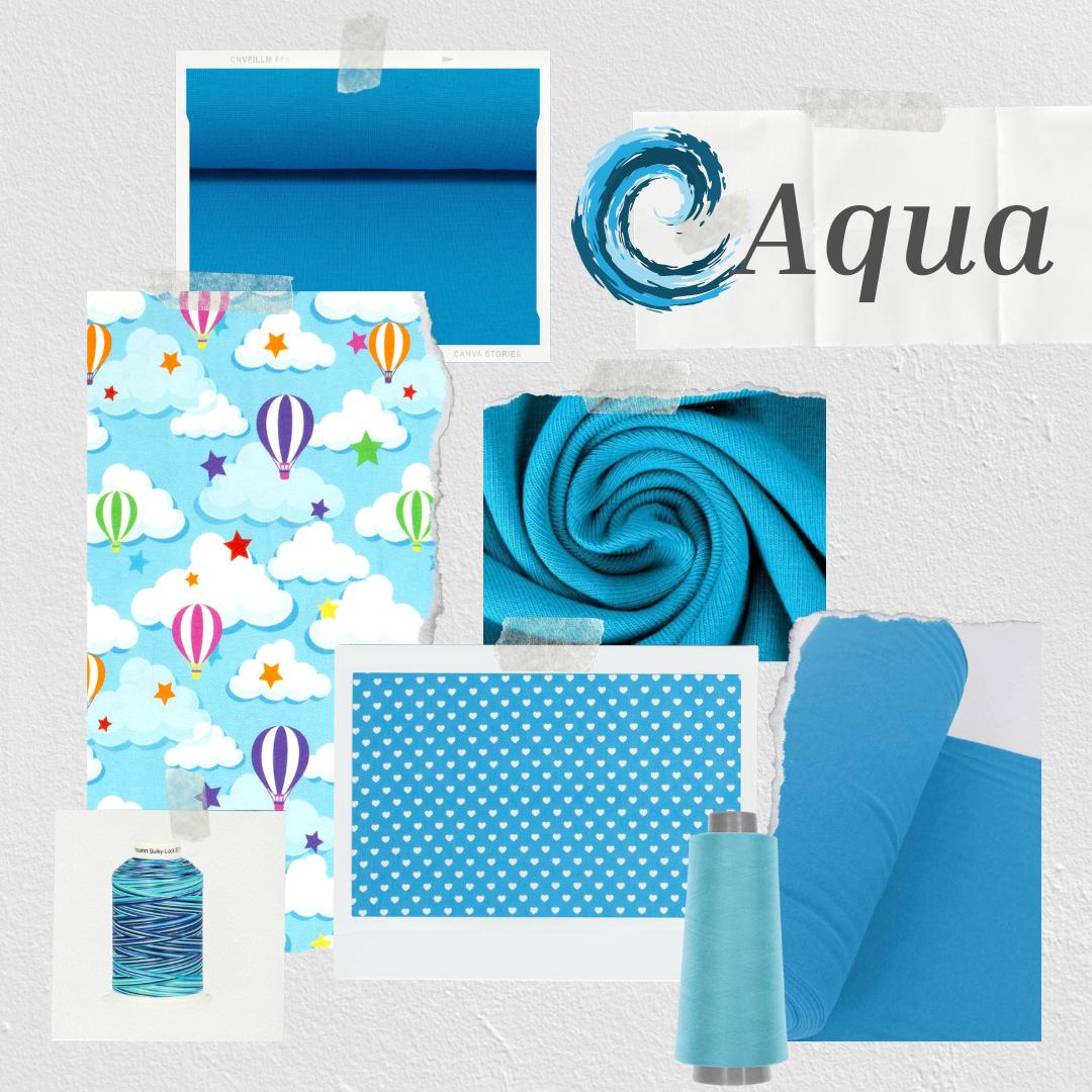 Inspiration - Farbwelten - Farbwelt Aqua