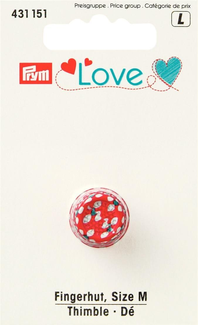 Prym Love Fingerhut M - 431151
