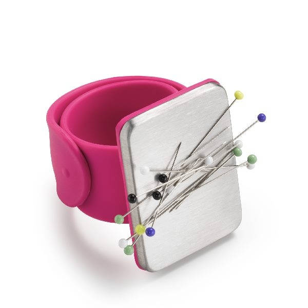 Armnadelkissen, magnetisch, Prym Love, pink - 610283
