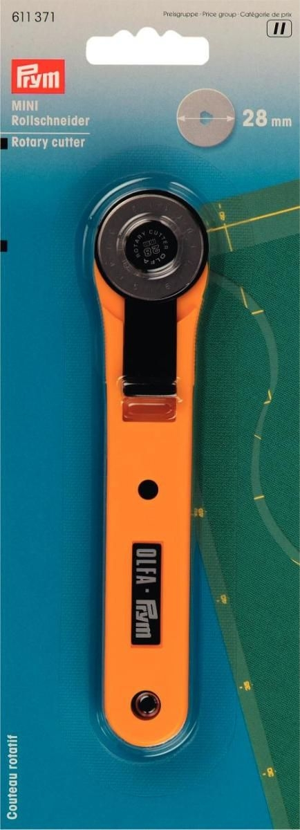 PRYM  Rollschneider Mini 28 mm